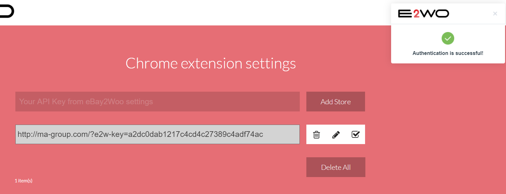 ebay-chrome-extension-options-auth-sucessfull